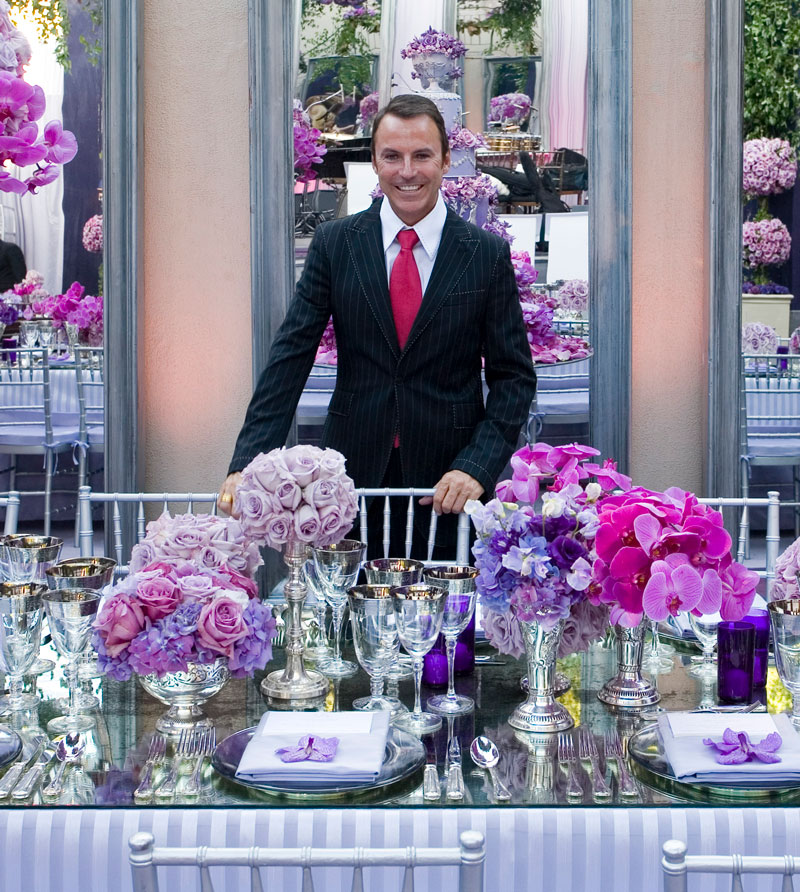 colin cowie tips for planning the perfect bridal shower