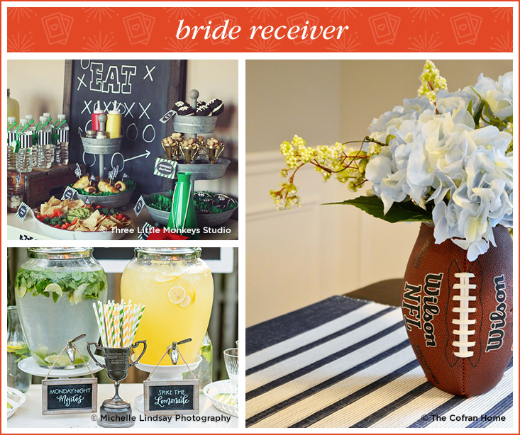 Why wait until your wedding day to indulge in bridal elegance candles greenery and antique bar carts make for engagement party decor that is stunning and