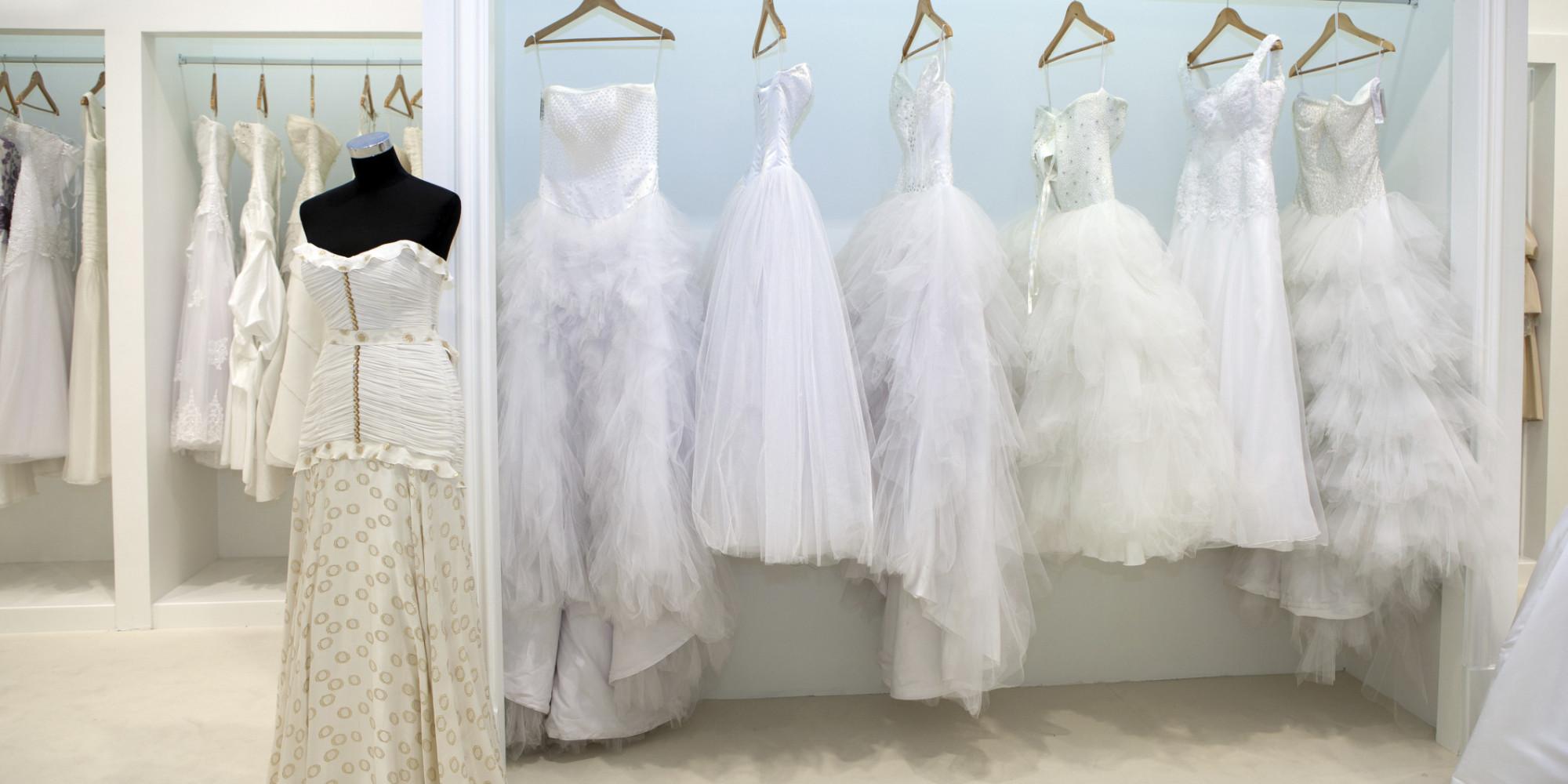 Wedding Dress Ping Tips